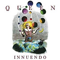 [수입] Queen - Innuendo