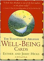 The Teachings of Abraham Well-Being Cards (Other)