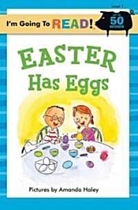 [중고] Easter Has Eggs (Paperback)