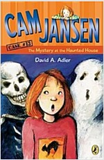 CAM Jansen: The Mystery at the Haunted House #13 (Paperback)