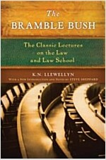 The Bramble Bush: The Classic Lectures on the Law and Law School (Paperback)
