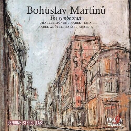 [수입] 마르티누 : 관현악 작품집 (2CD for 1)