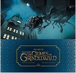The Art of Fantastic Beasts: The Crimes of Grindelwald (Hardcover, 영국판)