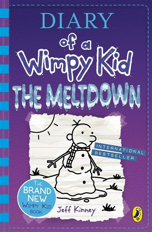Diary of a Wimpy Kid 13 : The Meltdown (Hardcover, 영국판)