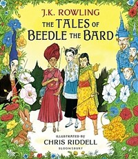 The Tales of Beedle the Bard : Illustrated Edition (Hardcover, 영국판)