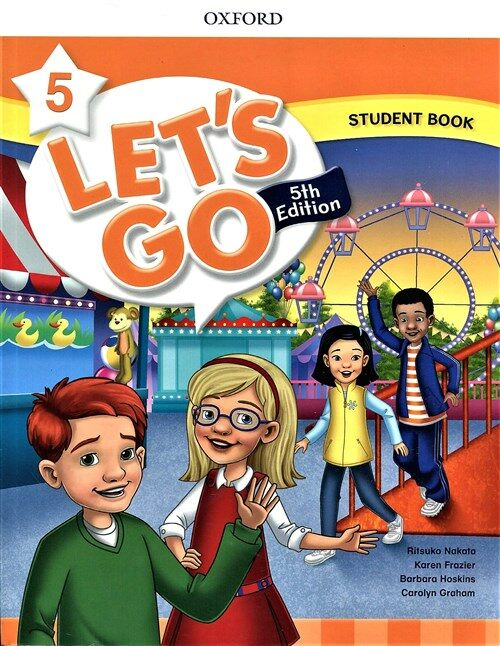 (5판)Lets Go 5: Student Book (Paperback, 5th Edition )