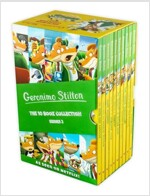 Geronimo Stilton: The 10 Book Collection (Series 2) (Package)