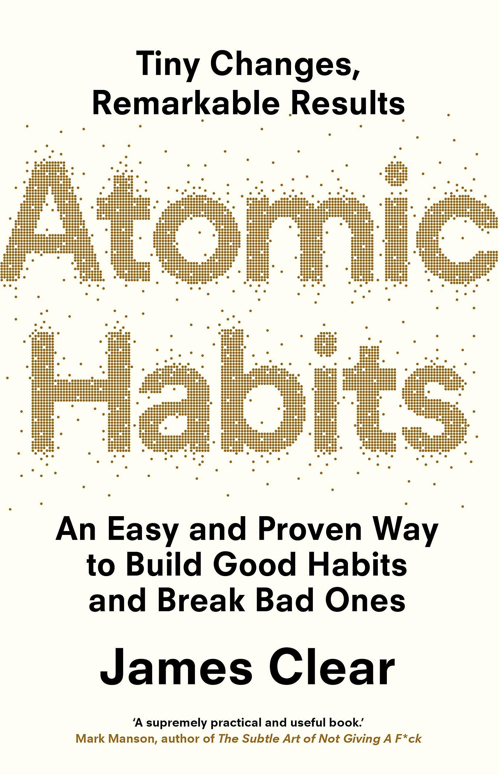 Atomic Habits (Paperback)