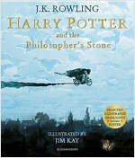Harry Potter and the Philosopher's Stone : Illustrated Edition (Paperback, 영국판)