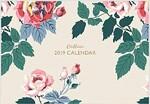 Cath Kidston: Eiderdown Rose 2019 Wall Calendar (Diary)