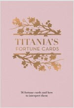 Titania's Fortune Cards : 36 fortune cards and how to interpret them (Package)