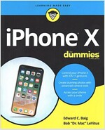 iPhone X For Dummies (Paperback)
