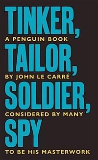 Tinker Tailor Soldier Spy (Paperback)