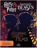 A Spellbinding Guide to the Films: Harry Potter and Fantastic Beasts (Paperback)