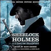 [수입] Hans Zimmer - Sherlock Holmes: A Game of Shadows (셜록 홈즈: 그림자 게임) (Original Score)(Enhanced)(Soundtrack)
