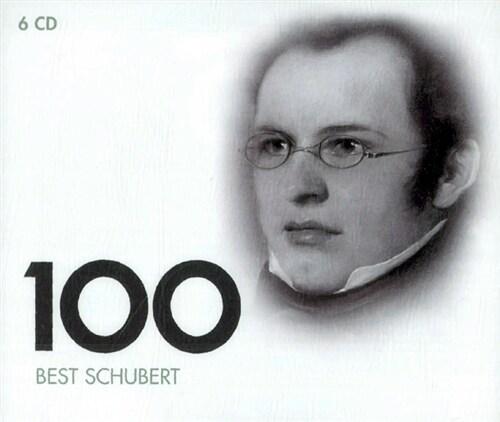 [수입] 슈베르트 베스트 100 [6CD]