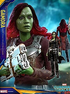 [Hot Toys] 가디언오브갤럭시2 가모라 MMS483 - 1/6th scale Gamora Collectible Figure