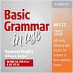 Basic Grammar in Use (3rd Edition, MP3 CD)