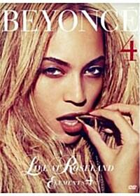 비욘세 (Beyonce) - Live at Roseland / Elements of 4 (2disc + 24p 북클릿)