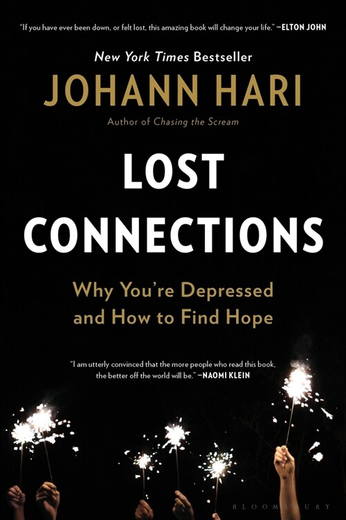 Lost Connections: Why Youre Depressed and How to Find Hope (Paperback)