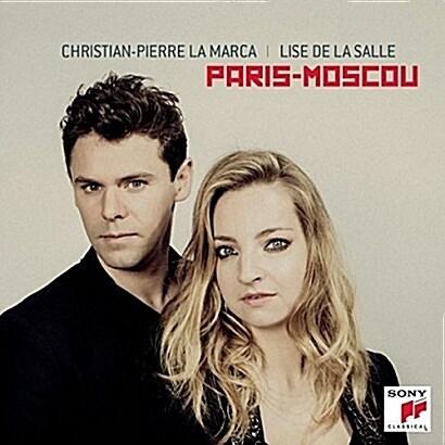 [수입] 파리에서 모스크바까지 - 피아노와 첼로를 위한 작품