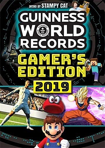 Guinness World Records 2019 : Gamers Edition (Paperback)