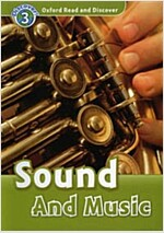 Oxford Read and Discover: Level 3: Sound and Music (Paperback)