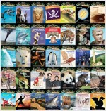 Magic Tree House Fact Tracker #1~35 Set (35 paperbacks)