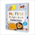 My First Picture Book Collection (6 Books)