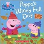 Peppa's Windy Fall Day (Paperback)