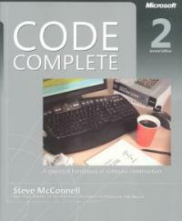 Code complete 2nd ed