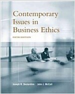 Contemporary Issues in Business Ethics (Paperback, 5, Revised)