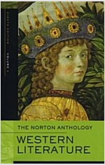 The Norton Anthology of Western Literature (Paperback, 8th)