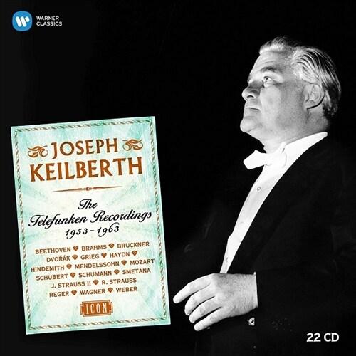 [수입] 카일베르트 - 텔레풍켄 녹음 1953-1963 [22CD]