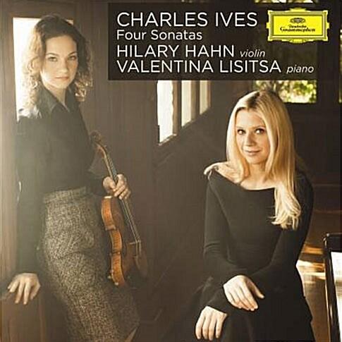 아이브스 : 4개의 바이올린 소나타