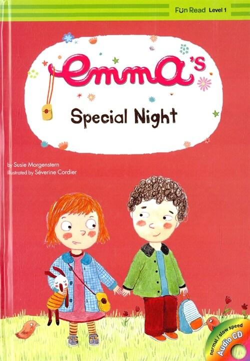 Emma Special Night (책 + CD 1장)