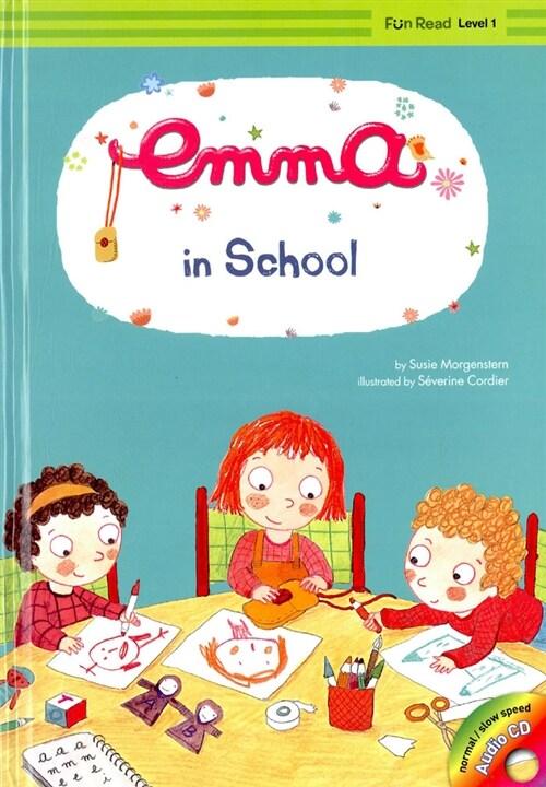 Emma in School (책 + CD 1장)