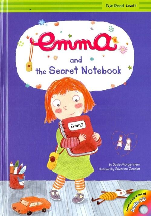 Emma and the Secret Notebook (책 + CD 1장)