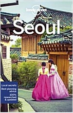 Lonely Planet Seoul (Paperback, 9)