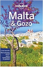 Lonely Planet Malta & Gozo (Paperback, 7)