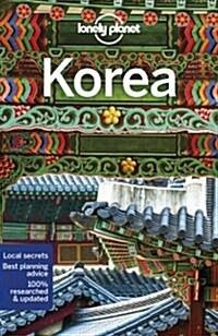 Lonely Planet Korea (Paperback, 11)