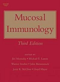 Mucosal Immunology (Hardcover, 3rd)