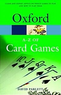 The A-Z of Card Games (Paperback, 2 Rev ed)