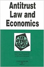 Antitrust Law And Economics In A Nutshell (Paperback, 5th)