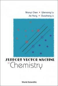 Support vector machines in chemistry