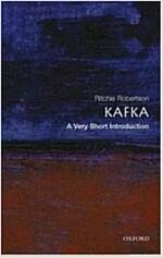 Kafka: A Very Short Introduction (Paperback)