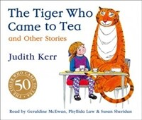 The Tiger Who Came to Tea and other stories CD collection (CD-Audio, Unabridged ed)