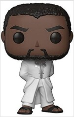 Pop Black Panther Tchalla White Robe Vinyl Figure (Other)