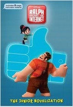 Ralph Breaks the Internet: The Junior Novelization (Disney Wreck-It Ralph 2) (Paperback)