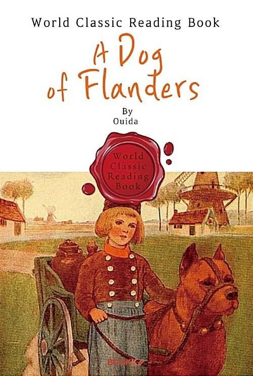 [POD] 플랜다스의 개 (원작) : A Dog of Flanders (영문판)